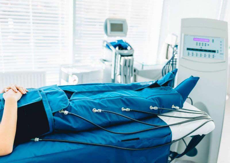 Tratamiento de Presoterapia en Marbella