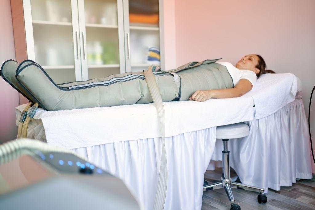 Diferencias entre mesoterapia y presoterapia