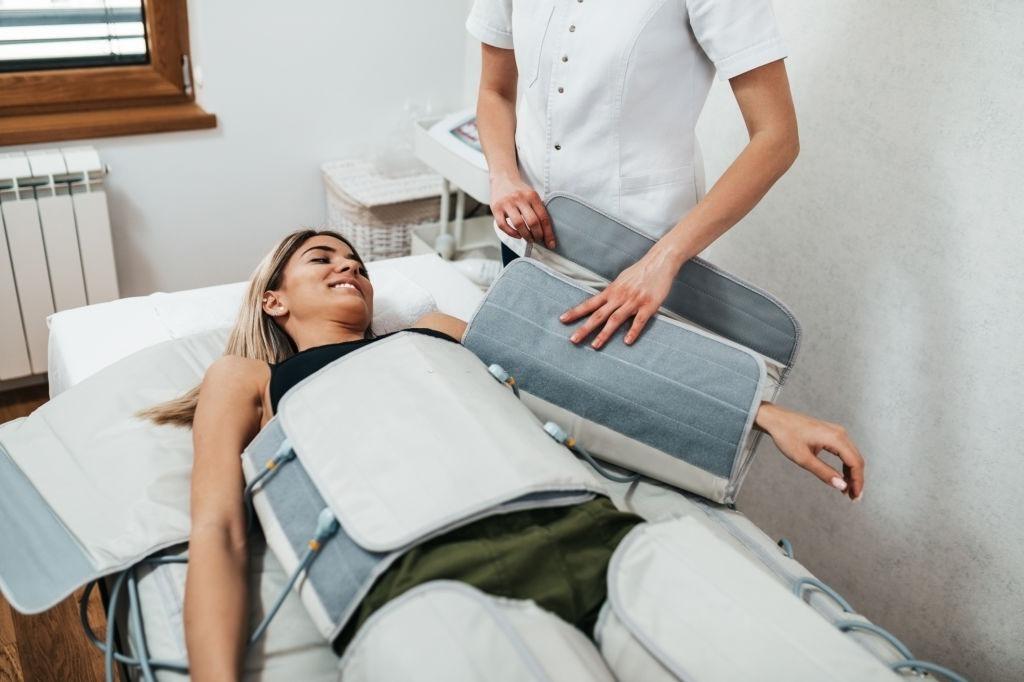 en que se diferencia la presoterapia de la mesoterapia